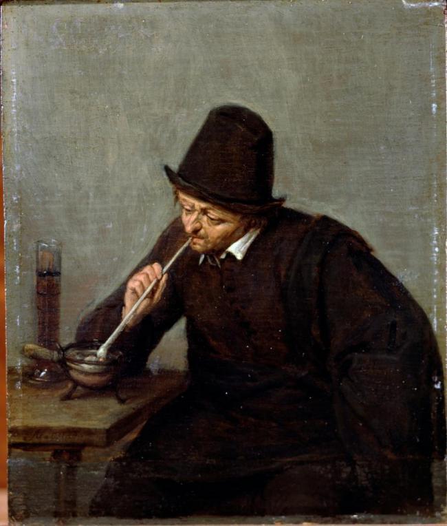 Van_Ostade_Adriaen_-_A_Man_Smoking_-_Google_Art_Project