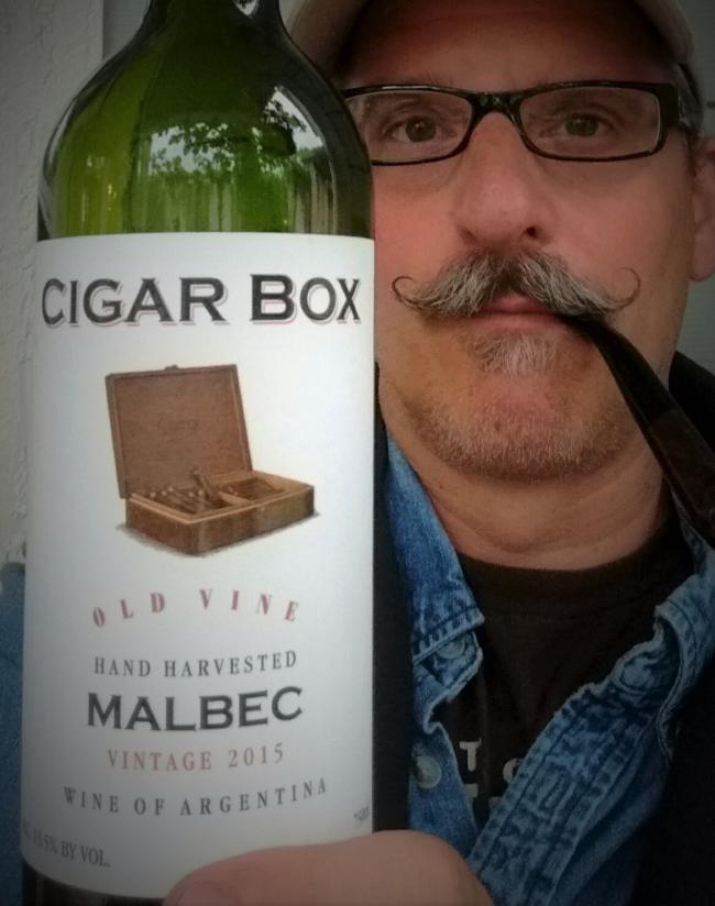 Cigar Box wine